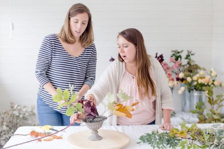Floral-one-to-one-classes-florist-clairegraham Joannetruby-176