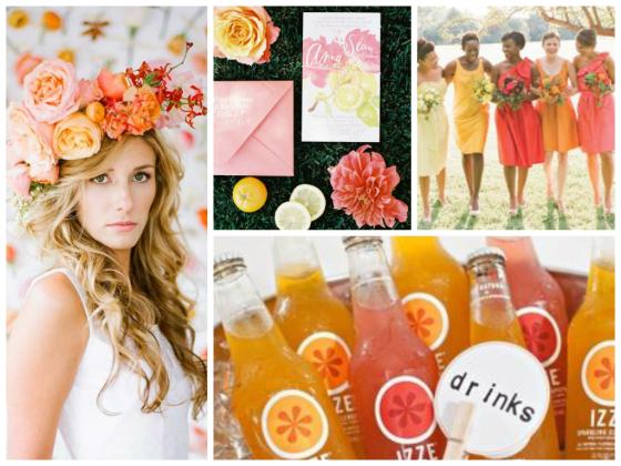 Colourful Citrus!