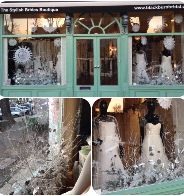 Winter Wonderland Arrives at BlackBurn Bridal Couture