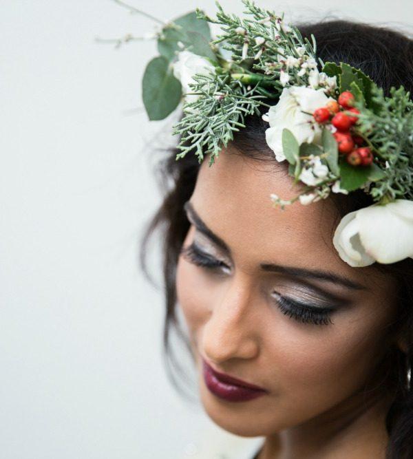 Festive Bridal Shoot