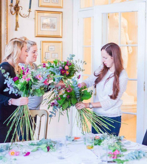 Summer Bouquet Master Class