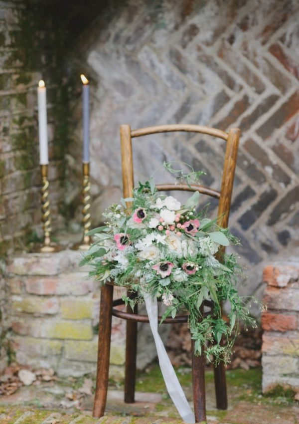 2017 Wedding flower & decor trends