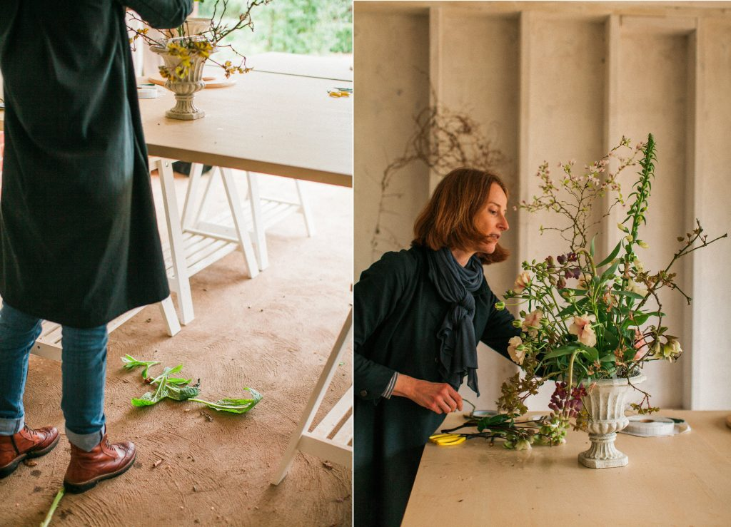 Spring Study Workshop with Moss and Stone