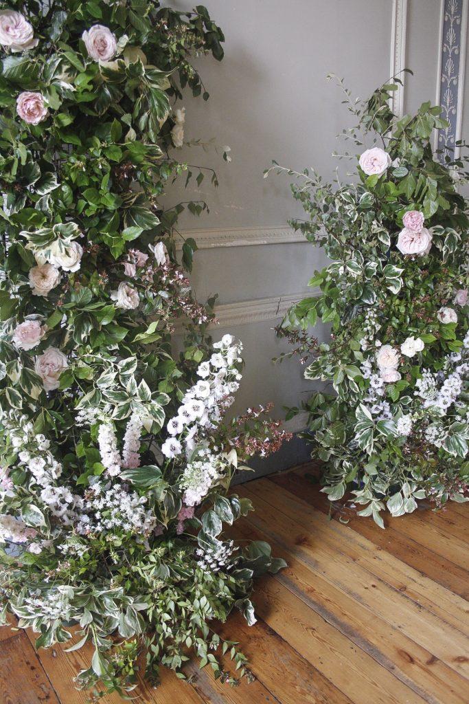 Foam Free Installation One to One Flower Workshop