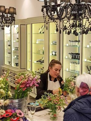 WIld Flowers & Weeds Jo Malone Floral Masterclass
