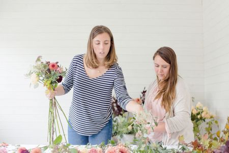 Floral-one-to-one-classes-florist-clairegraham Joannetruby-113
