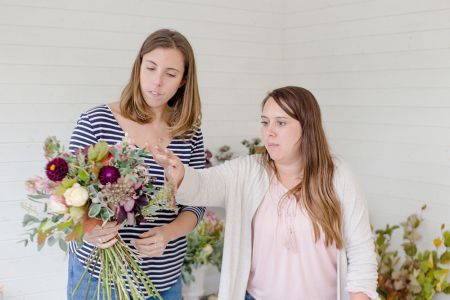 Floral-one-to-one-classes-florist-clairegraham Joannetruby-124