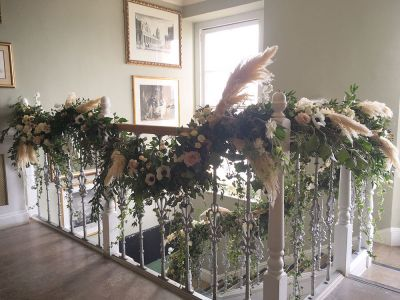 Styling and Events - Flowers for Great Gatsby inspired party