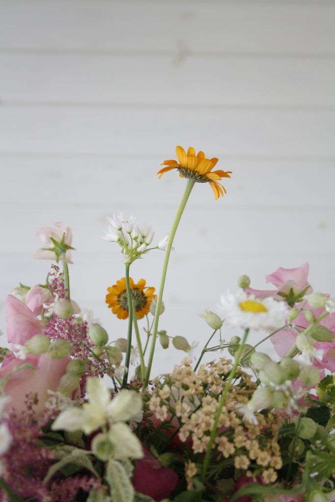 Summer Brights One to One Flower Workshop