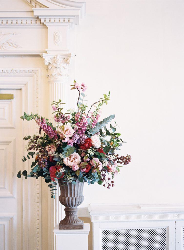 The Floral Urn