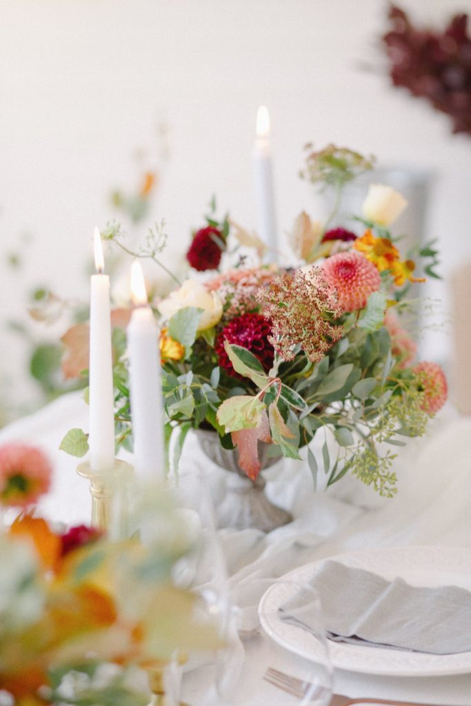 Autumnal Flower Inspiration