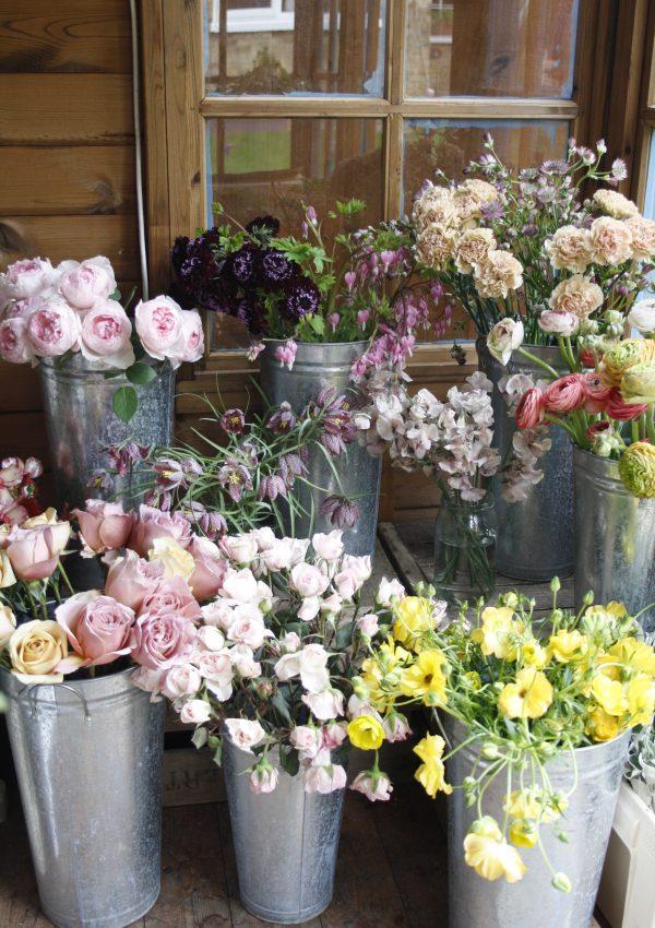 Mastering Bridal Bouquets 1:2 Masterclass