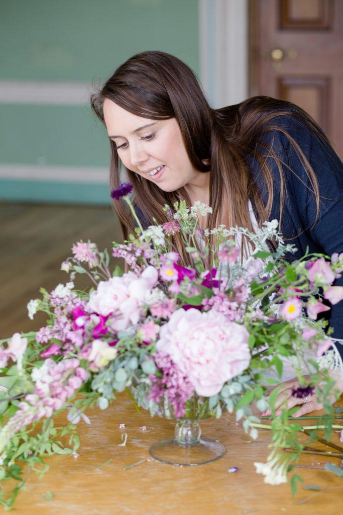 Floral Design - florist for flower workshops, weddings and events