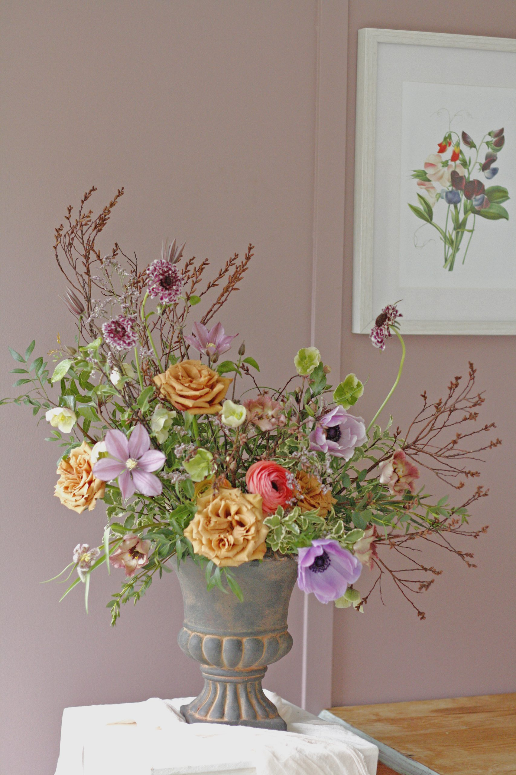 Hints and Tips for a Career Change into Floristry