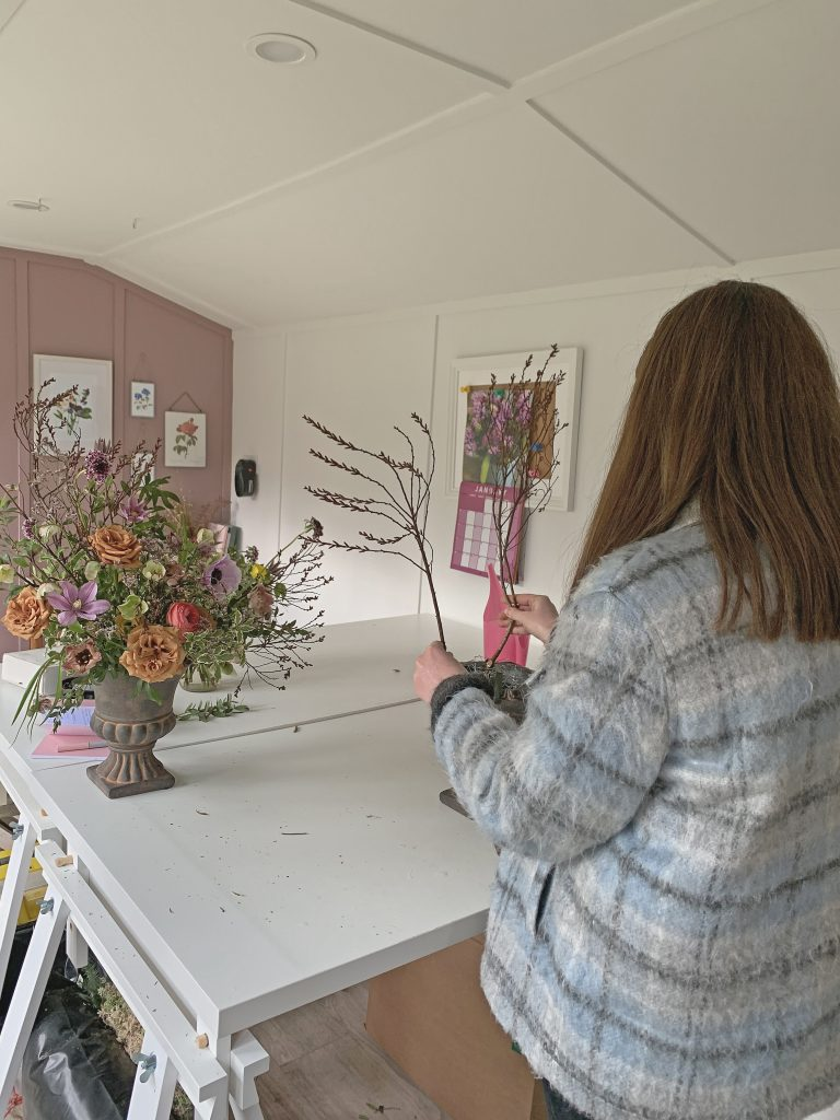 Hints & Tips for a Career Change into Floristry