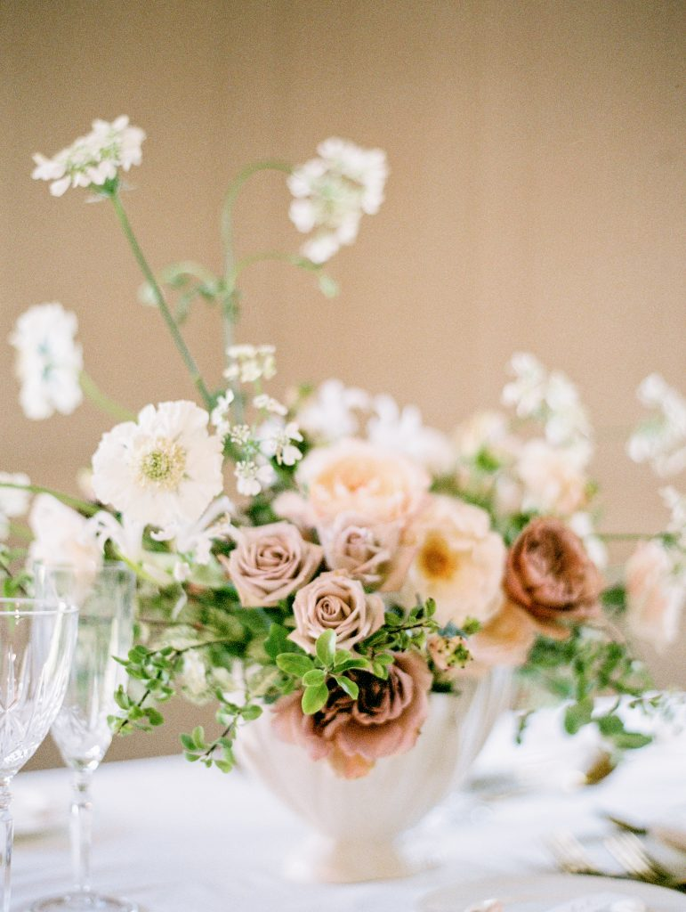 Beautiful Elegant Blooms for a Re-Brand Editorial