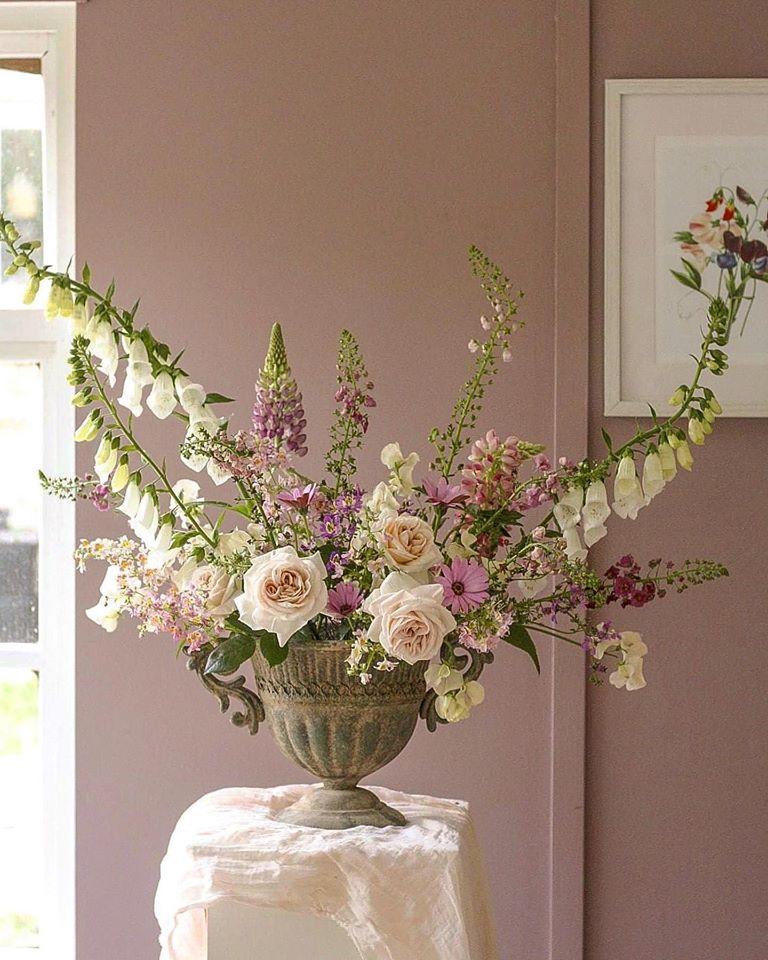 Summer British Blooms