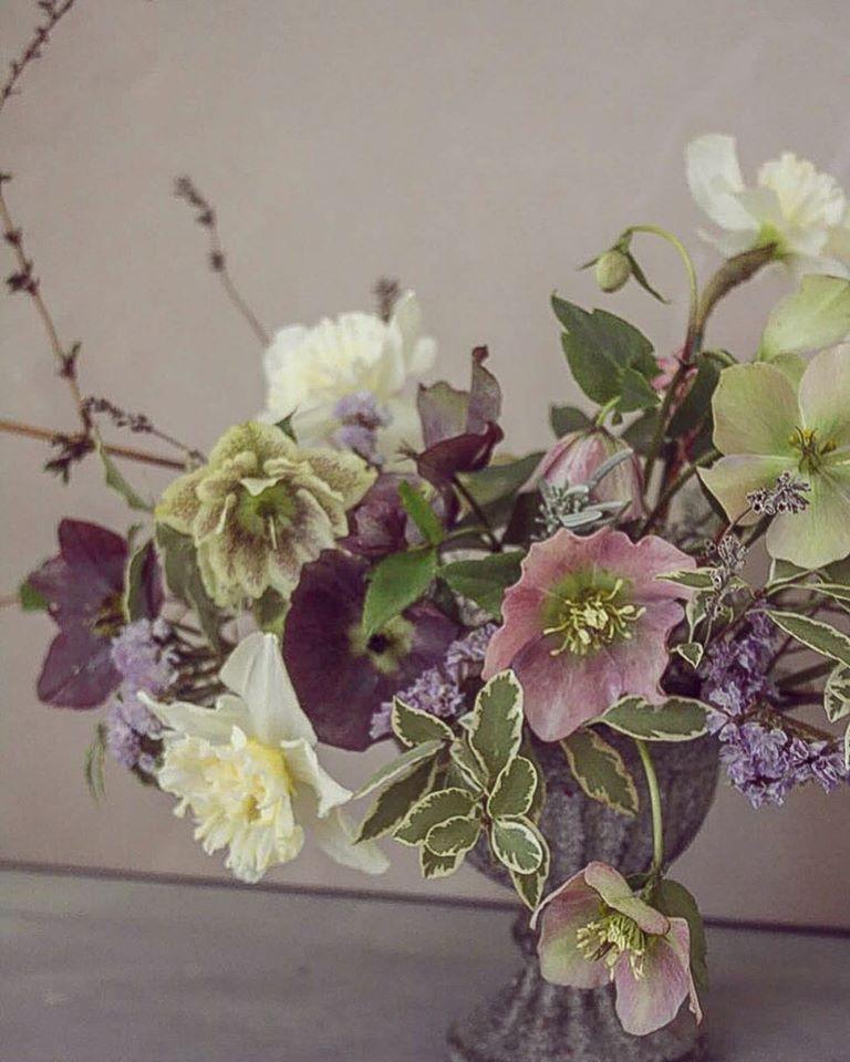 British Flowers through the years