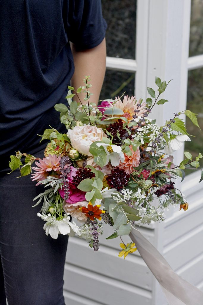Bridal Bouquet One to One Flower Workshop