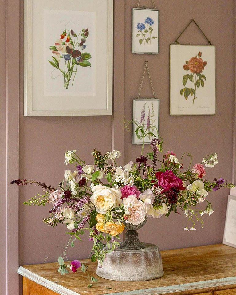 Strawberry Hill House Flower Festival