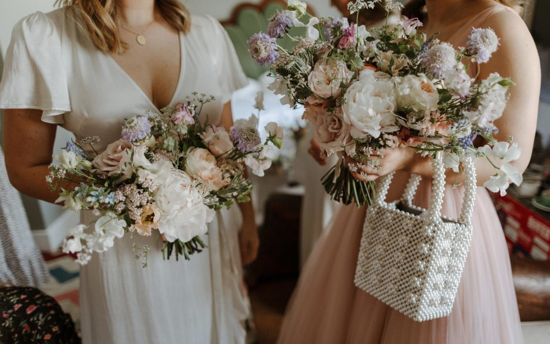 Spring Blooms for a beautiful wedding at the queens house